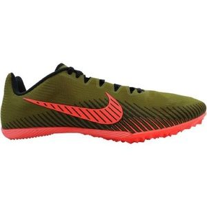 Other - Nike Zoom Rival M Size 10 Running Shoes 👟 🧡🖤💚